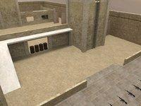 Карта aim_dust2005