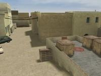 Карта Dust2 CSS