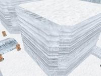 Карта Мир льда
