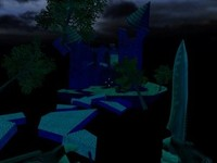 Карта Мистический замок