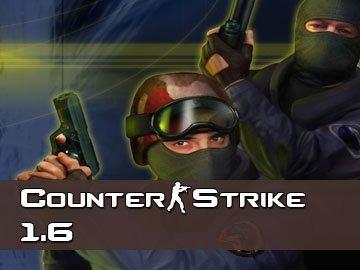 Игра Counter-Strike 1.6