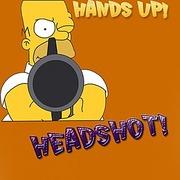 Спрей Гомер - Руки вверх!