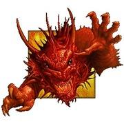 Спрей Красный дракон