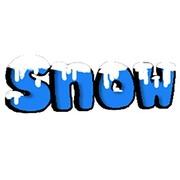 Спрей Лого Снег