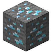 Спрей MineCraft Алмазный блок