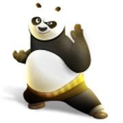 Спрей Панда Кунг-фу