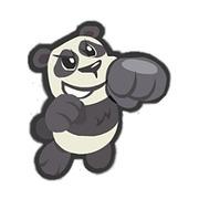 Спрей Симпатичная панда