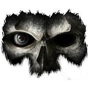 Спрей Зловещий череп