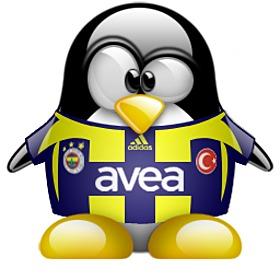 Спрей Логотип Линукс