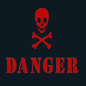 Спрей Опасность
