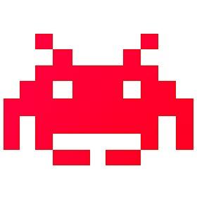 Спрей Пиксельный призрак