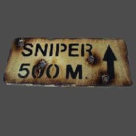 Спрей Снайпер