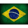 Спрей Флаг Бразилии